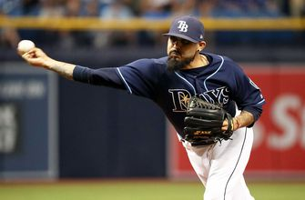 Marlins finalize one-year contract with right-handed reliever Sergio Romo