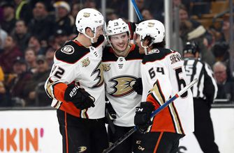 TUNE-IN: Anaheim Ducks vs. Boston Bruins (6:30p, Prime Ticket)