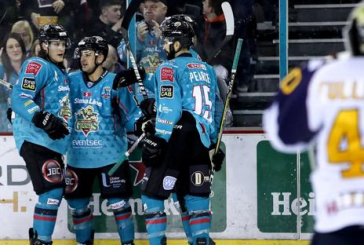 Belfast Giants secure a significant win to keep title hopes alive