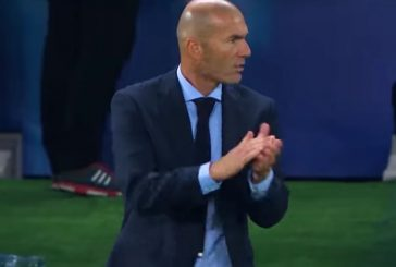 ZINEDINE ZIDANE RE-INSTALLS INSTABILITY FOR LOS BLANCOS AGAIN