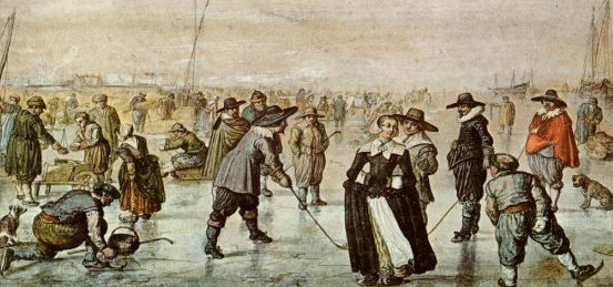 Who really invented Ice Hockey and when?