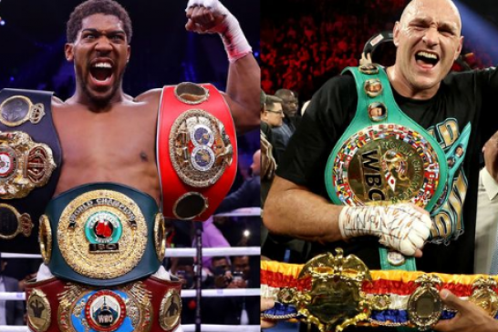 Boxing fans to wait longer for the heavyweight Anthony Joshua vs Tyson Fury title unification fight